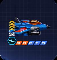 D S Sco - Thundercracker S pose 2