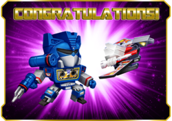 P facebook contest cybertron episode 2 seekers guess who winner