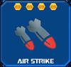 A air strike