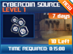 M wave1 lev1 cybercoin source