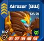 M S Hun - Airazor BW box 20
