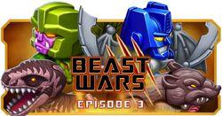 Event Beast Wars Episode 3