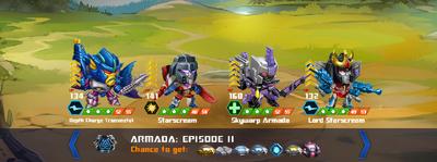 T armada episode 2 xx skywarp x