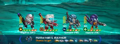 T ruinations mayhem xx twintwist impactor
