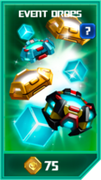 P event drops combiner hunter