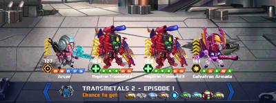 T transmetals 2 episode 1 x megatron transmetal ii x