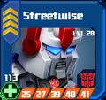 A S Sup - Streetwise box 20
