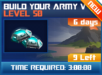 M wave7 lev50 build your army v