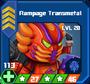 P S Sup - Rampage Transmetal box 20