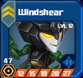 M U Hun - Windshear box 12