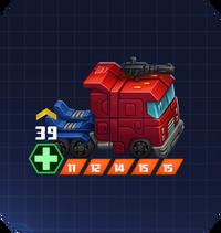 A C Sup - Optimus Prime pose 2