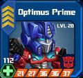 A S Sup - Optimus Prime S box 20