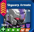 D E Sup - Skywarp Armada box 26
