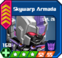 D E Sup - Skywarp Armada box 26