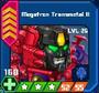 P E Sup - Megatron Transmetal II box 26
