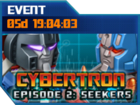 Ui event cybertron episode 2 seekers