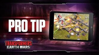 PRO TIP Deployers & Minions Transformers Earth Wars DOWNLOAD now!