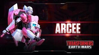 Character Spotlight ARCEE vs NIGHTBIRD - Transformers Earth Wars DOWNLOAD Now!