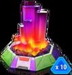 Crystal mixmaster