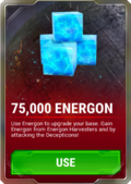 I energon a 75000