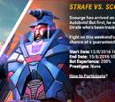 Strafe vs Scourge