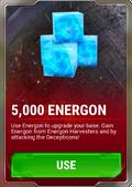 I energon a 5000