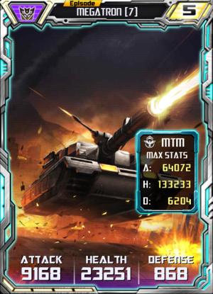Megatron7AltForm