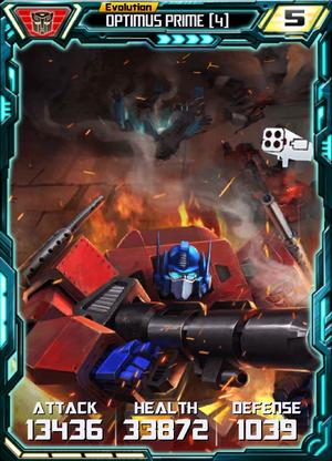Optimus Prime 4 E4