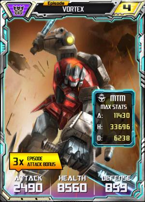 Vortex 1 Robot