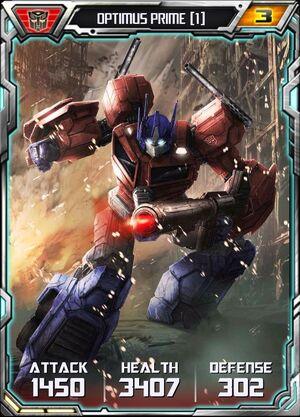 Optimus Prime (1) - Robot