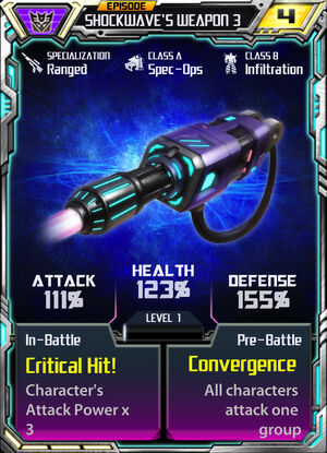 Shockwave's Weapon 3