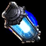 Battle energy cylinder