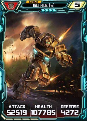 Ironhide (5) Evo 4