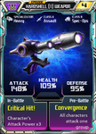 Hardshell (1) Weapon