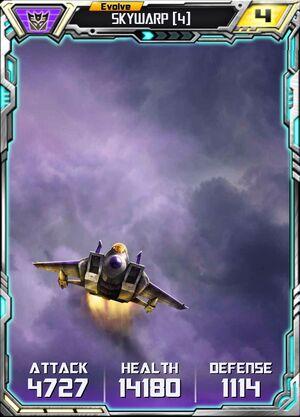 Skywarp (4) - Evo 1