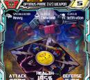 Optimus Prime (12) Weapon