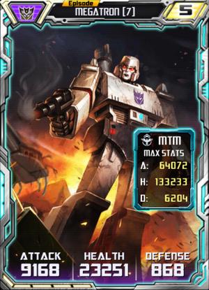Megatron7RobotForm