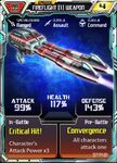 Fireflight (1) Weapon
