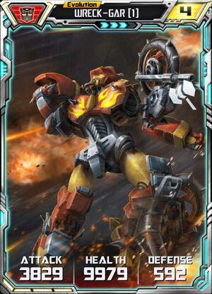 Wreck-Gar 1 E3
