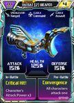 Ratbat (2) Weapon