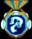Gold Episode Medal