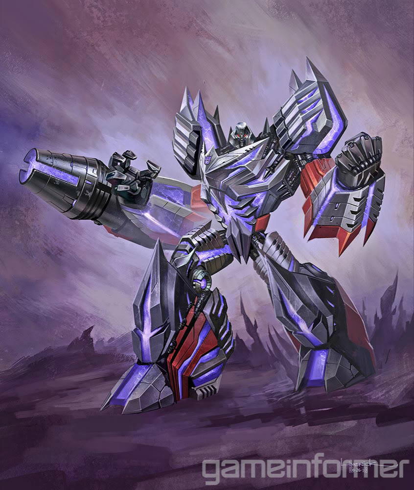 megatron aligned continuity transformers the games wiki fandom powered by wikia. Black Bedroom Furniture Sets. Home Design Ideas