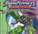 Transformers Armada Coloring and Activity Book (Десептиконы)