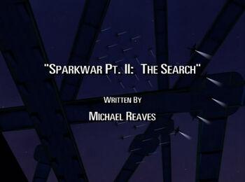 Sparkwar2 title