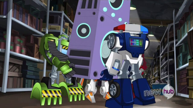 File:ShakeUp Rescue Bots carry subwoofer.jpg