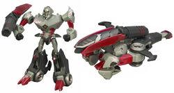 TFAnimated Deluxe BattleBegins Megatron toy