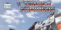 G.I. Joe vs. the Transformers issue 4