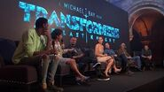 Transformers 5 The Last Knight Cast Interview - Global Fan Event