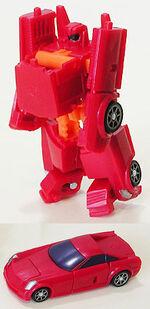 Redline-toy