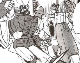 Hydra buster manga